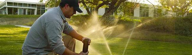 irrigation guy